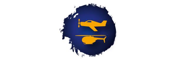 Hubschrauber / Flugzeuge