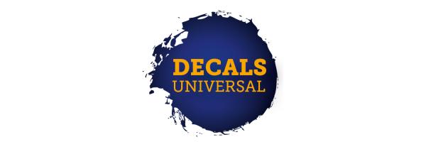 DECALS universal