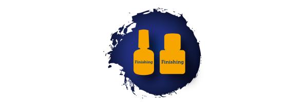 Finishing Produkte
