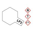LP-2 Weiss glänzend 10ml