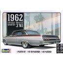 1:25 Chevrolet Impala SS Hardtop 1962 3n1