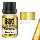 Pure Metal Pigments GOLD - 30ml