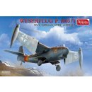 1:48 WESERFLUG P.1003/1 WW2 German Vtol Aircraft