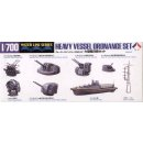 1:700 Heavy Vessel Ordnance Set