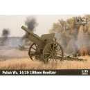 1:35 Polish Wz. 14/19 100mm Howitzer