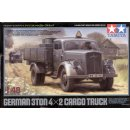 1:48 German 3Ton 4x2 Cargo Truck