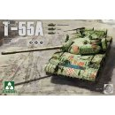 1:35 T-55A Russian Medium Tank