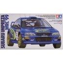 1:24 Subaru Imprezza WRC99