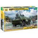 1:35 BRDM-2 Sov. arm. reconnaissance vehicle