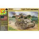 """1:16 M5A1 """"Stuart"""" Light Tank Early Production"""