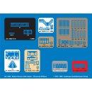 "Lasercut Set für ""S.M.S. Emden ""  HMV Lasercutsatz 4050"