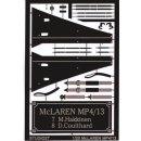 1:20 Fotoätzteile McLaren MP4/13