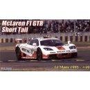 """1:24 McLaren F1 GTR Le Mans 1995 """"West"""""""