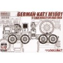 1:72 German KAT1 M1001 8x8 High-Mobility Off-Road Truck