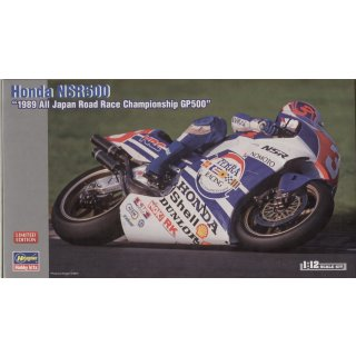 1:12 Honda NSR500 1989 All Japan Road Race GP500