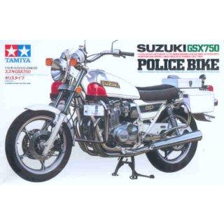 1:12 Suzuki GSX750 Polizei
