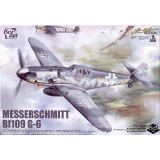 1:35 Messerschmitt BF109 G-6