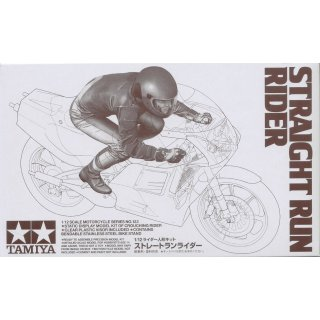 1:12 Straigt Run Rider