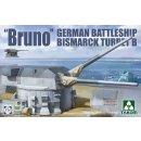 "1:72 ""Bruno"" German Bismark Turret B"