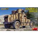 1:35 Austin Armoured Car Indian Pattern
