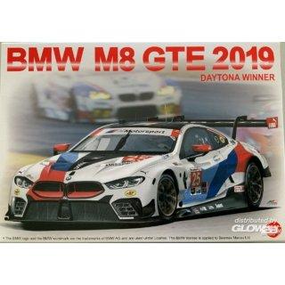 1:24 BMW M8 GTE 2019