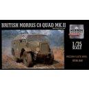 1:35 British Morris C8 Quad MK.II
