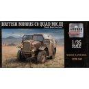 1:35 British Morris C8 Quad MK.III