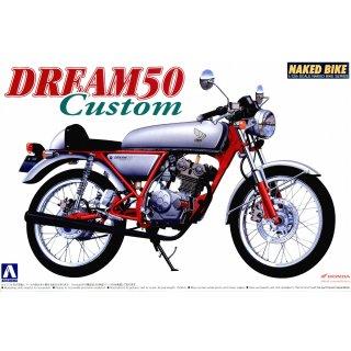 1:12 Honda Dream 50 Custom