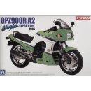 1:12 Kawasaki GPZ 900R A2 Ninja Export Version