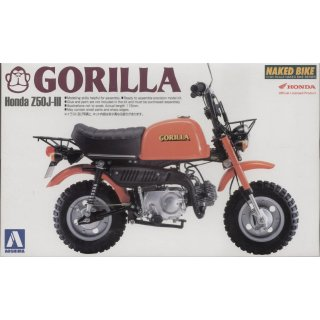 1:12 Honda Gorilla Z50J-III 1978