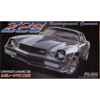 1:24 Chevrolet Camaro Z28
