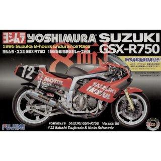 1:12 Suzuki GSX-R750 1986 Suzuka 8-hours Endurance Race