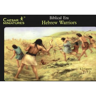 1:72 Hebrew Warriors (Biblical Era)