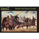 1:72 Saladin with Saracen Cavalry