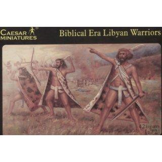 1:72 Libyan Warriors (Biblical Era)