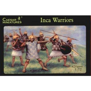 1:72 Inca Warriors