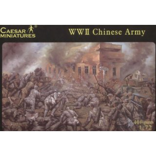 1:72 Chinese Army WWII