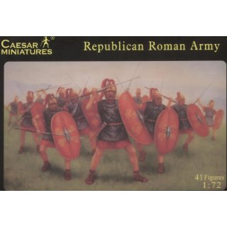 1:72 Republican Roman Army