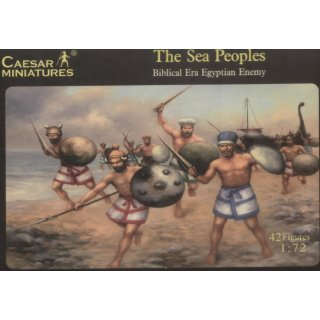 1:72 The Sea Peoples (Biblical Era Egyptian Enemy)