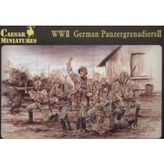 1:72 German Panzergrenadiers II