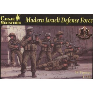 1:72 Israeli Defense Force
