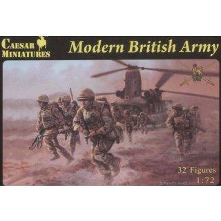 1:72 Modern British Army