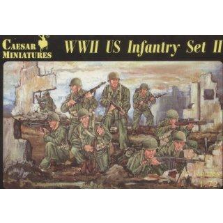 1:72 US Infantry Set II  WW2