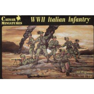 1:72 Italian Infantry WW2