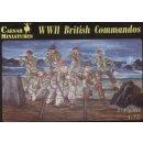 1:72 British Commandos WW 2