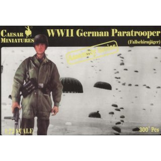 1:72 German Paratrooper WW 2