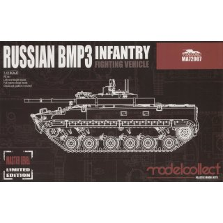 1:72 Russian BMP3 Infantry Fighting Vehicle LIMITED EDITION