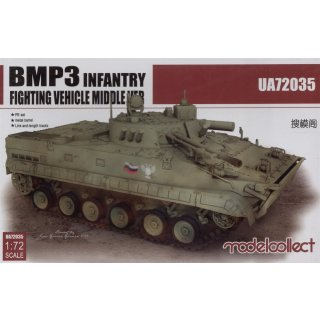 1:72 BMP-3 Infantry Fighting Vehicle