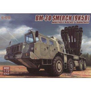 1:72 BM-30 SMERCH 9K58