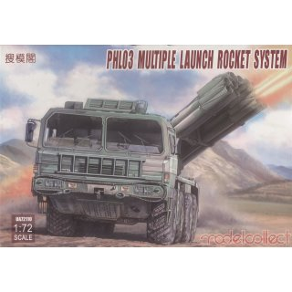 1:72 PHL03 Multiple launch rocket system